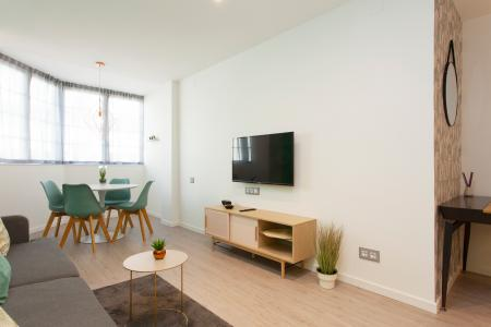 Appartement te huur in Barcelona Rocafort - Arago
