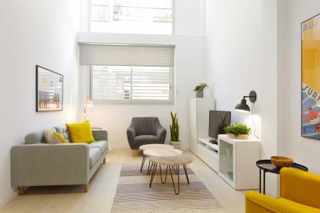 Modern fully equipped flat to rent in Sarriá Sant Gervasi
