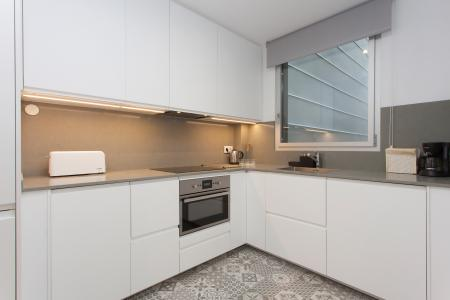 Modern fully equipped flat to rent in Sarriá Sant Gervasi