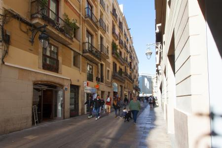 Piso en Alquiler en Barcelona Sant Pau - Liceu