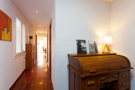 Confortevole appartamento in affitto in via Girona