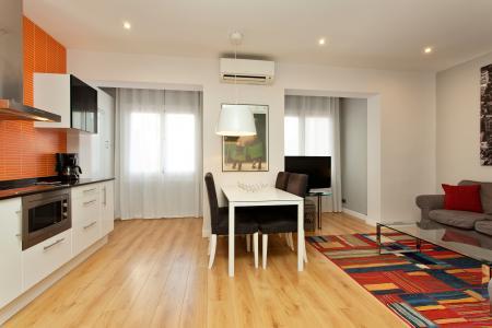 Espacioso y acogedor apartamento de alquiler en Valencia - Lepanto
