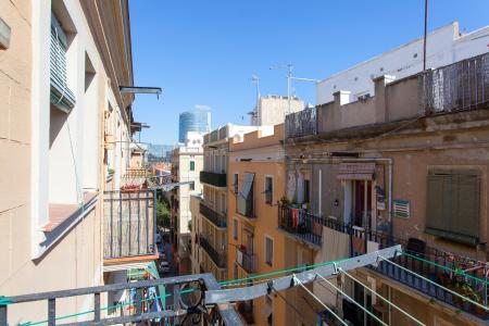 Acolhedor apartamento mobiliado na Carrer de Dr. Ginés i Partagás