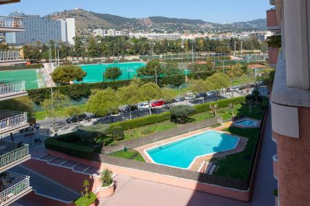 Appartamento in Affitto a Barcelona Avinguda Xile - Dr. Marañón (gas Incluido)