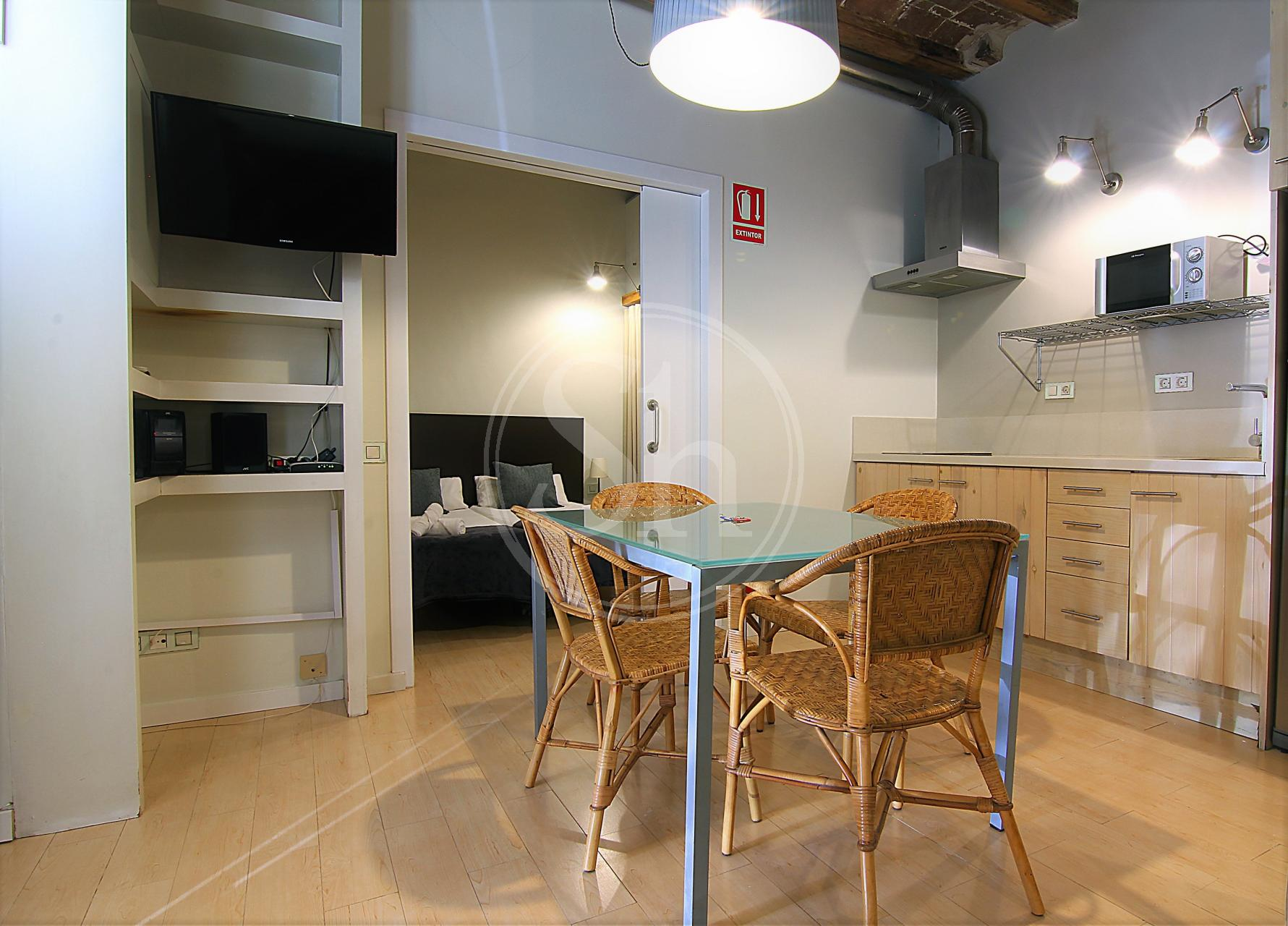 Studio for sale in Barcelona Baluard - Almirall Aixada