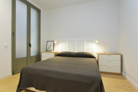 Apartamento mobiliado para alugar em Aribau - Aragó