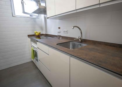 Apartment for Rent in Madrid Flor Baja-plaza España (wi-fi Soon)