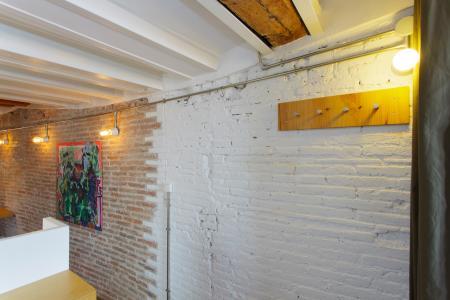 Monolocale arredato in affitto in via Tallers