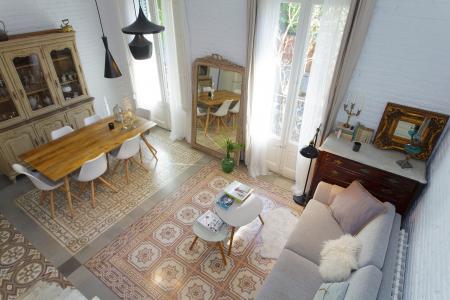 Appartement te huur in Barcelona Marina - Rosselló