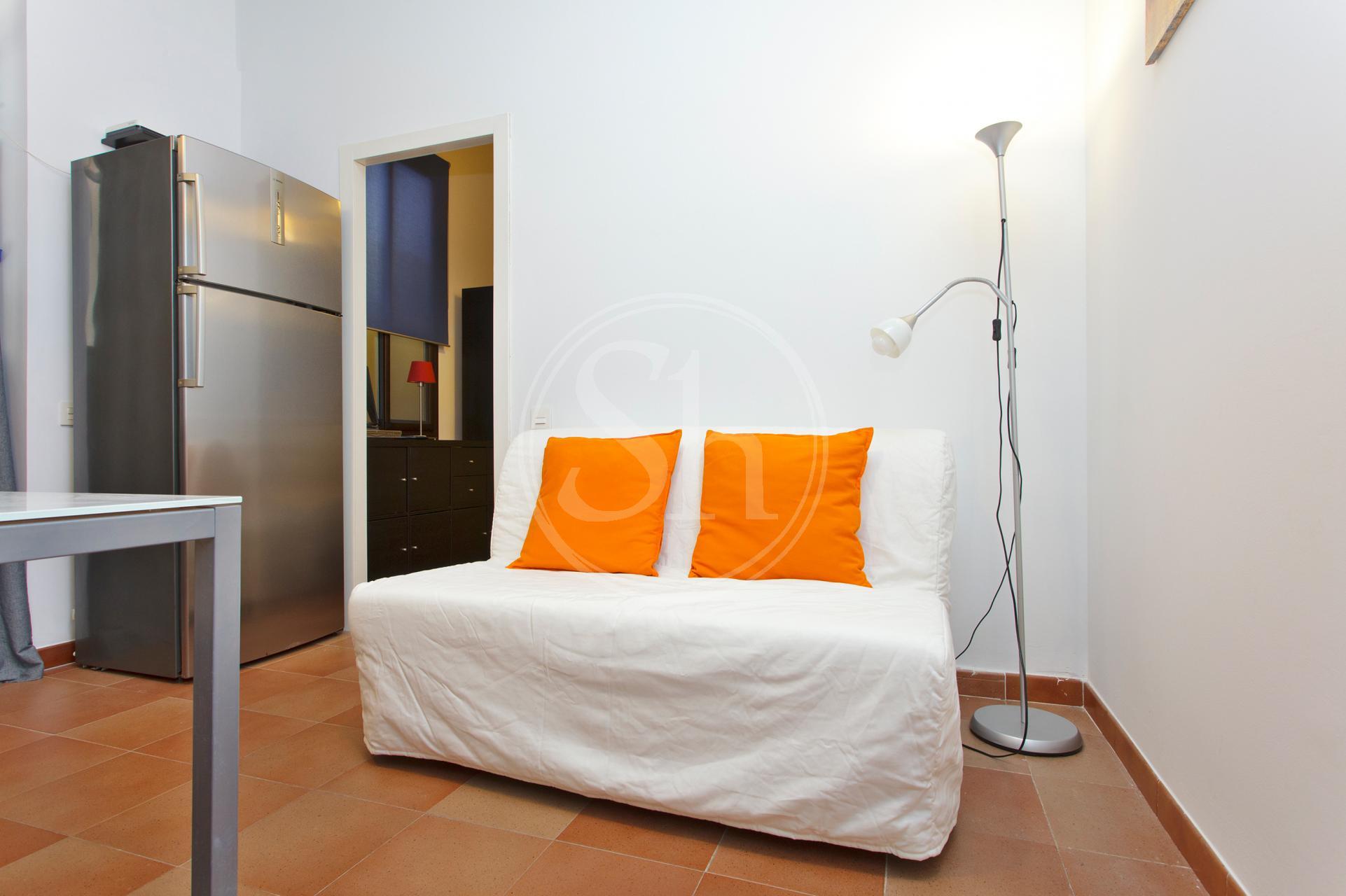 Accogliente appartamento in affitto in via Guitert
