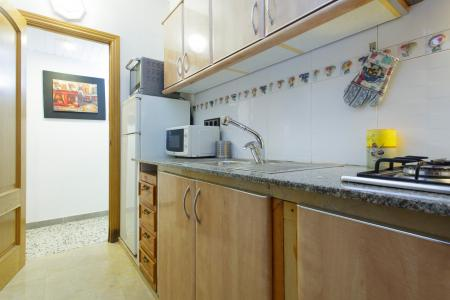 Appartamento arredato in affitto in via Bou de Sant Pere