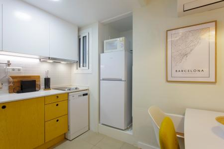 Fully equipped flat to rent next to the Picasso museum