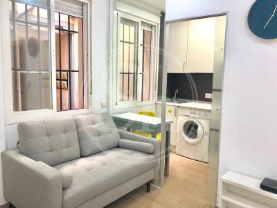 Studio for Rent in Madrid Amparo - Tirso De Molina