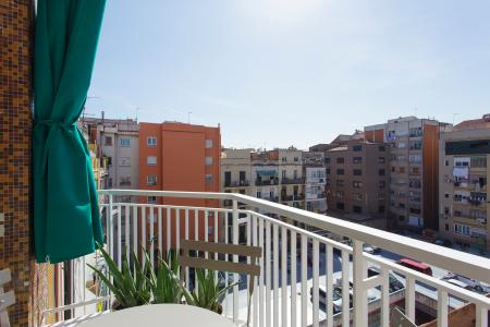 Appartement te huur in Barcelona Tamarit - Mercat Sant Antoni