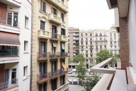 Appartement te huur in Barcelona Vallhonrat - Paral·lel