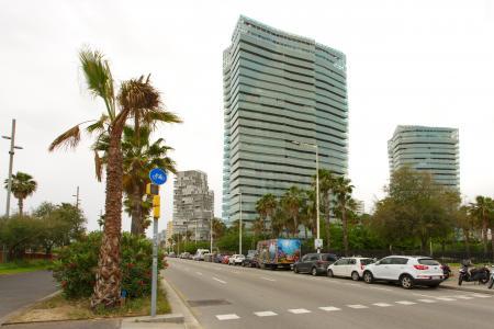 Квартира в аренду в Barcelona Passeig Garcia Fària - Josep Pla
