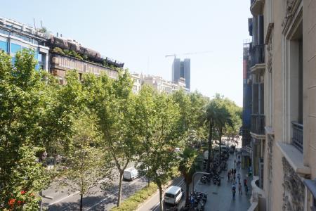 Piso en Alquiler en Barcelona Diagonal - Rambla De Catalunya