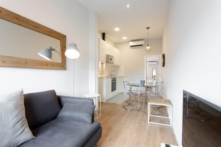 Wohnung zur Miete in Barcelona Bobila - Poble Sec (wi-fi Soon)