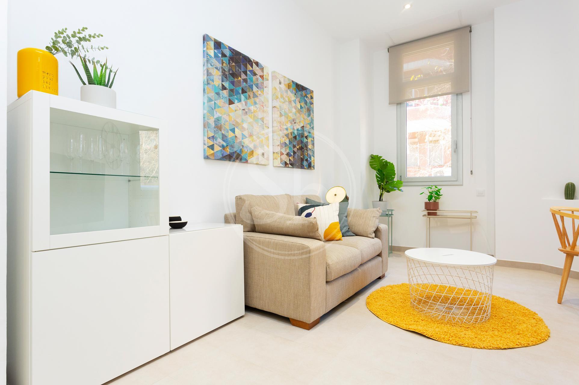 Wohnung zur Miete in Barcelona Juan Bravo - Olzinelles