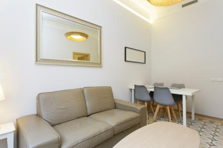 Stupendo appartamento arredato, disponibile in via Bailen