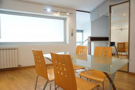 Dúplex para Alugar em Barcelona Esteve Terradas-hospital Delfos (iva Incl - Irpf)