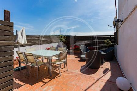 Penthouse for sale in Barcelona Riereta - Sant Marti