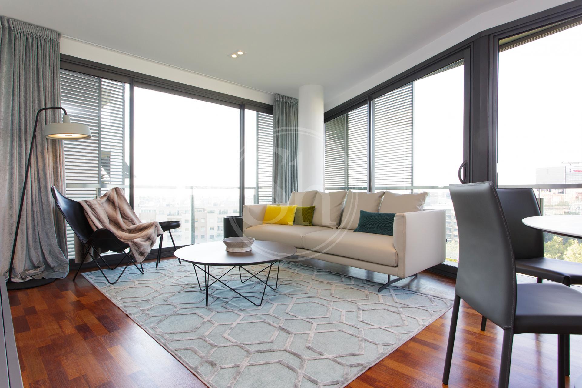 Moderno appartamento in affitto in via Bac De Roda
