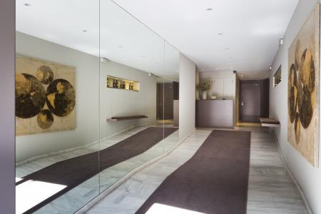 Elegante monolocale in affitto sulla Rambla