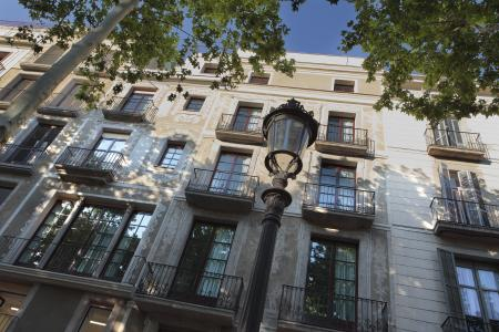 Appartamento in Affitto a Barcelona Las Ramblas