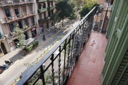 Apartment for Rent in Barcelona Mallorca - Independencia (agua Incluida)