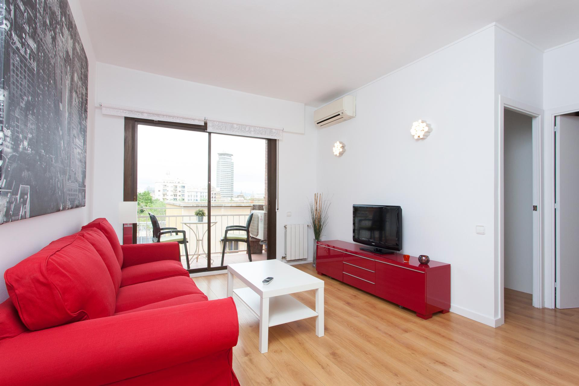 Appartment for rent close to Barcelona's port area