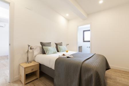 Interessante appartamento arredato in via Joaquim Costa