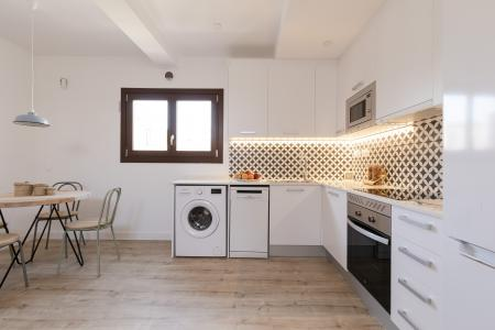 Appartement te huur in Barcelona Macba - Plaça Universitat