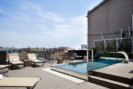 Appartement te huur in Barcelona Aribau - Via Augusta (all Included)