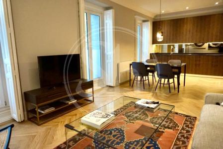 Apartment for Rent in Madrid Manuel Silvela-trafalgar