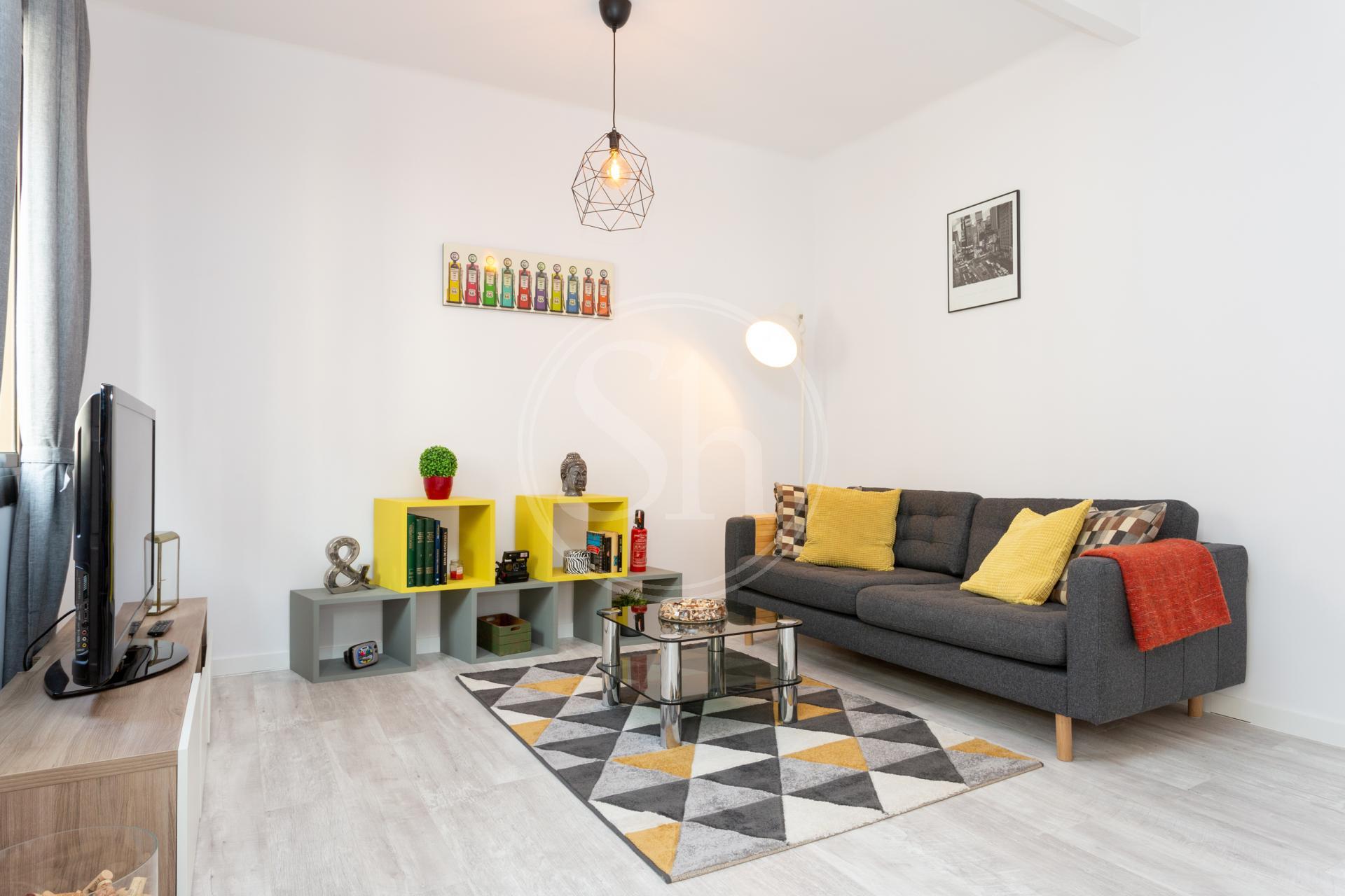 Квартира в аренду в Barcelona Begur - Rambla De Badal (wifi Soon)