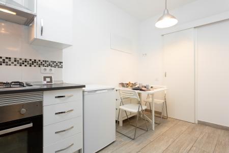Wohnung zur Miete in Barcelona Aurora - Riereta