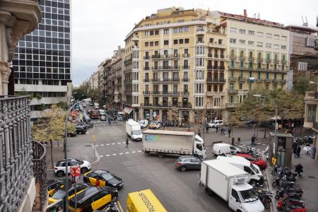 Appartamento in Affitto a Barcelona Rosselló - Rambla Catalunya