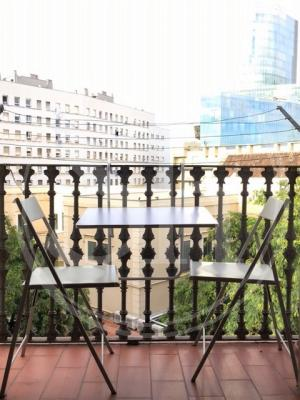 Piso en Alquiler en Barcelona Balboa- De La Mediterrània