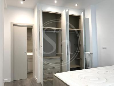 Apartment for Rent in Madrid Niño Jesús-retiro