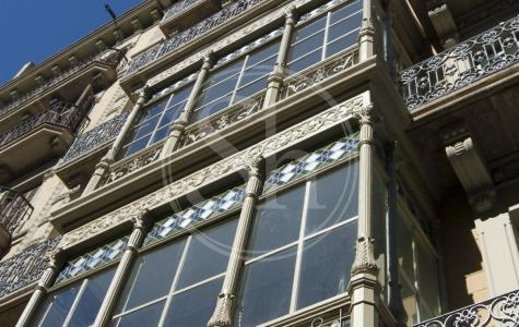 Wohnung zur Miete in Barcelona Valencia - Roger De Lluria