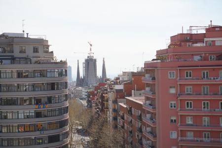 Apartment for Rent in Barcelona Alfons X  -  Ronda Del Guinardó
