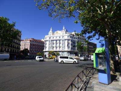 Piso cálido de alquiler temporal en c/ Luchana cerca la plaza del dos de Mayo