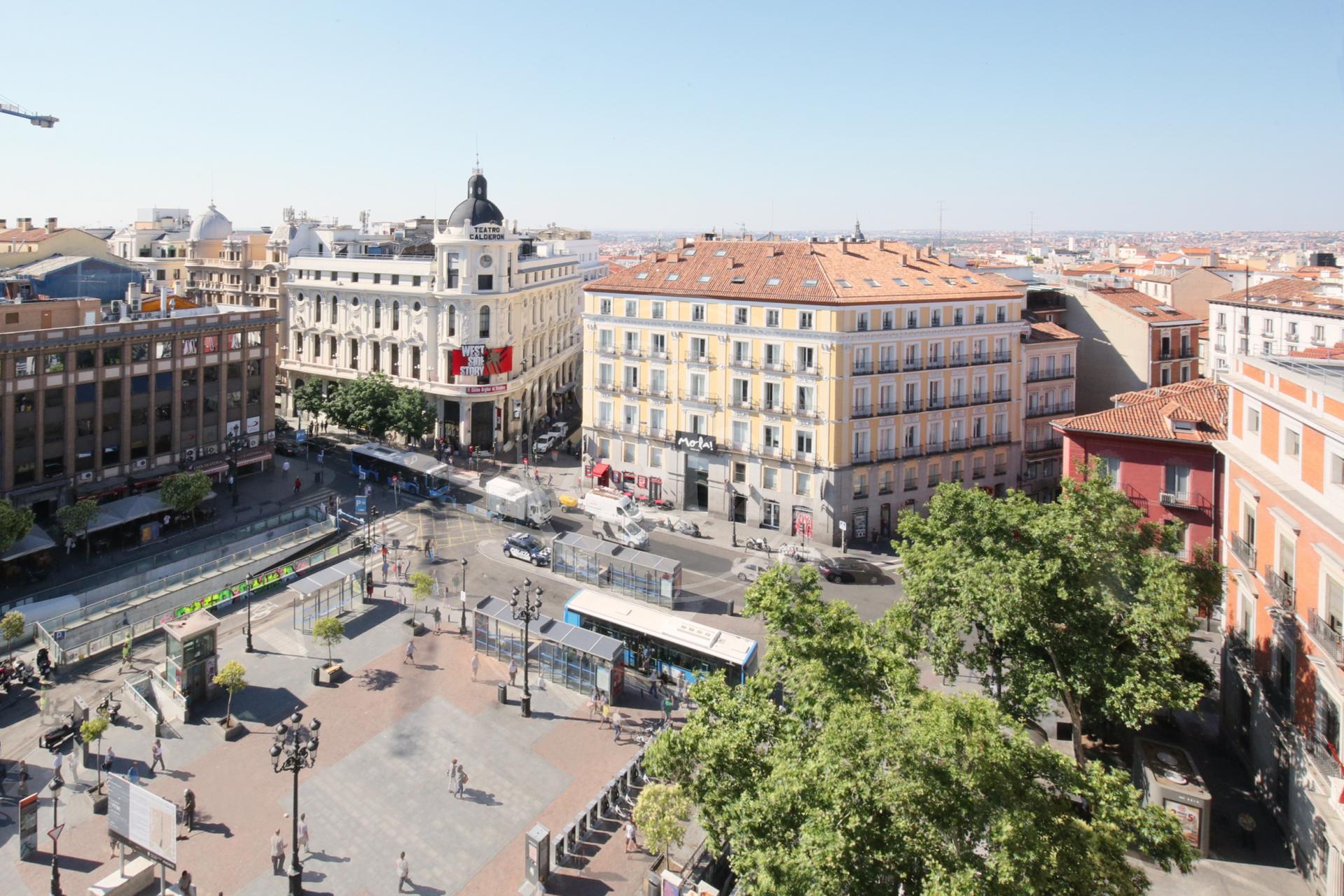 Office à louer à Madrid Carretas - Puerta Del Sol