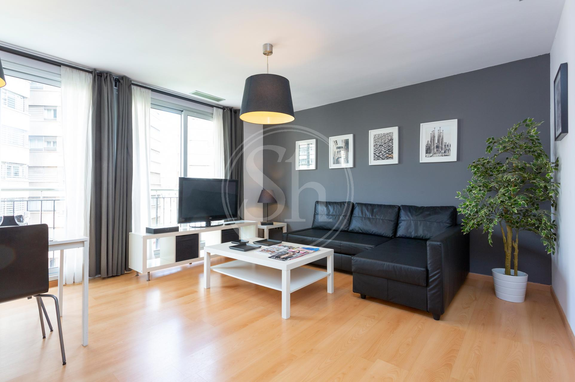Appartamento in Affitto a Barcelona Casanova - Aragó