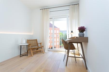 Wohnung zur Miete in Barcelona Salvador Espriu - Marina