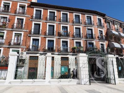 Estudio en alquiler en C/ Rodas cerca de la Puerta de Toledo