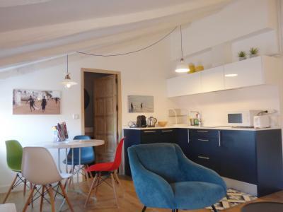 Attic for Rent in Madrid Atocha - Paseo Del Prado