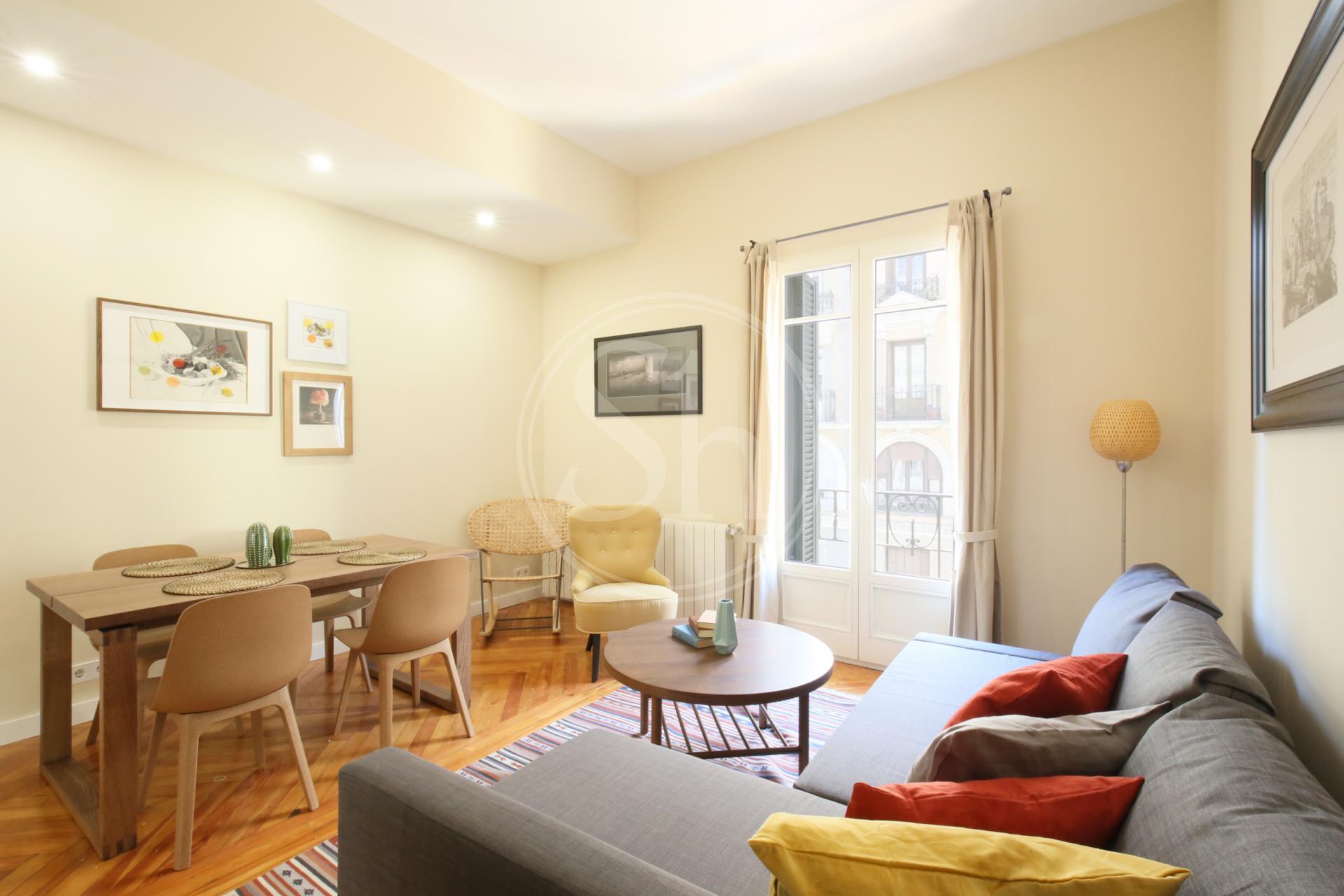 Appartement à louer à Madrid Covarrubias - Chamberi