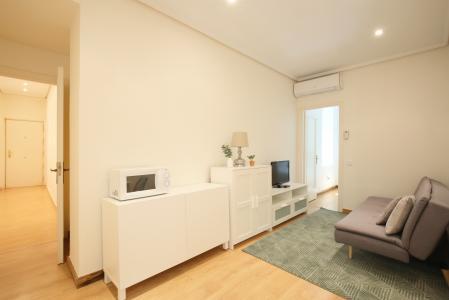 Appartement te huur in Madrid Blanca Navarra - Plaza Colón